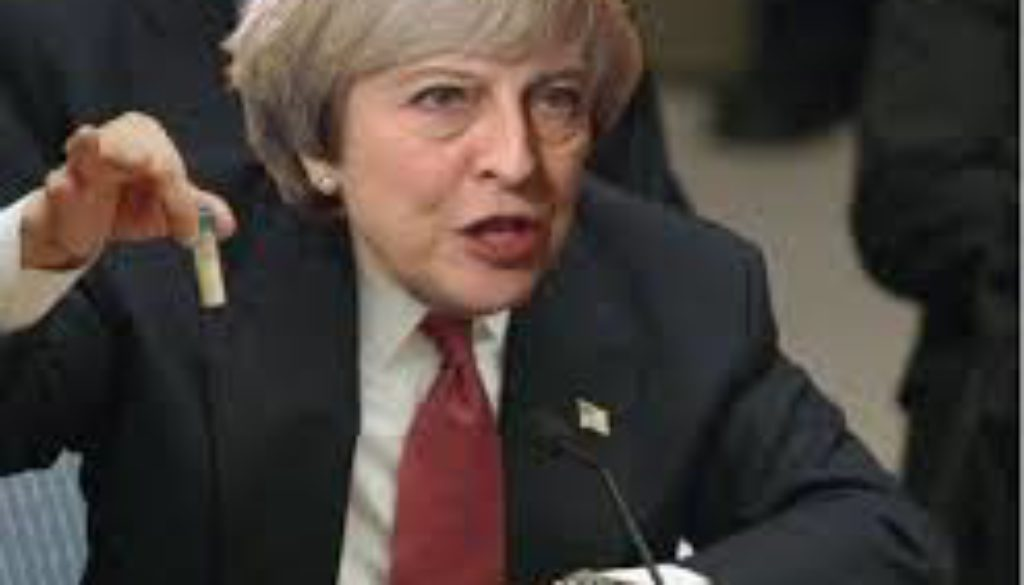 Theresa May images