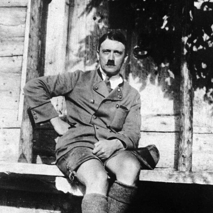 Hitler-On-Holiday-1930