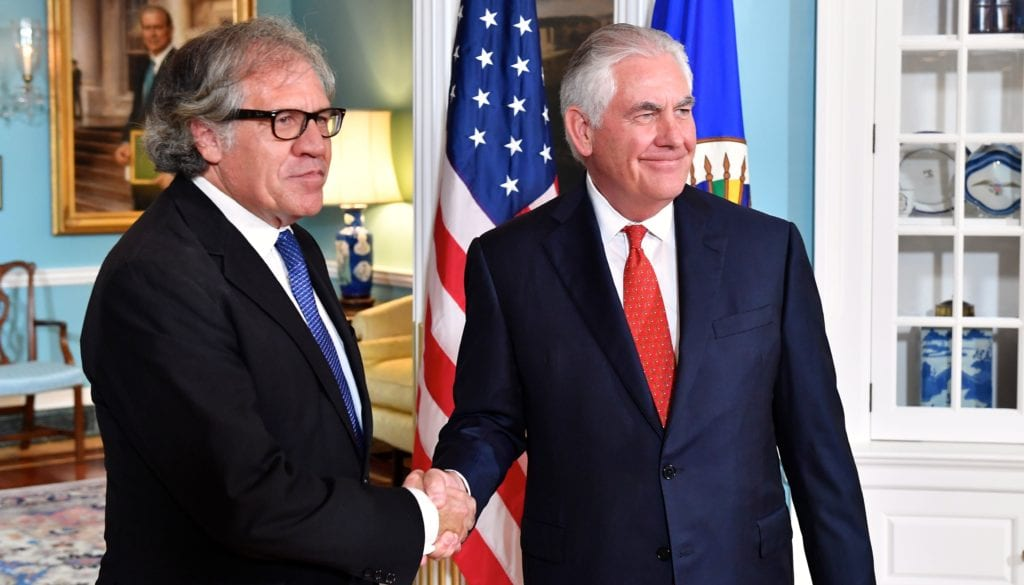 Rex_Tillerson_with_Luis_Almagro_in_Washington_-_2017_(37645298942)