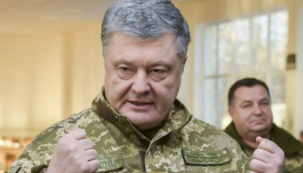 Ukraine-Petro-Poroshenko-calls-for-the-help-of-Germany