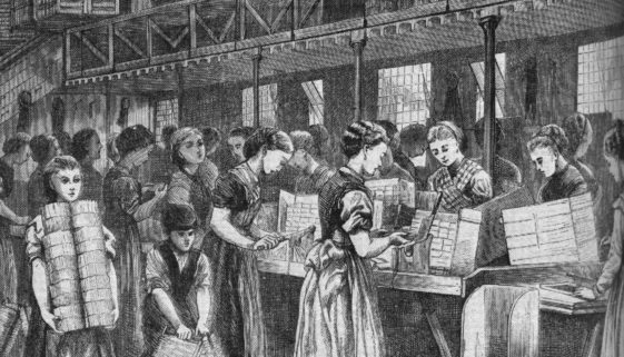 Women_working_in_a_match_factory