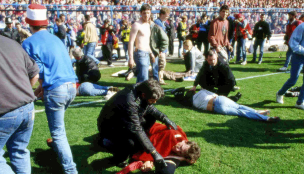Britain Soccer Hillsborough Inquest
