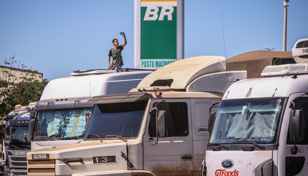 Brazilian Truckers Strike As Pro-Market Enthusiasm Dampens