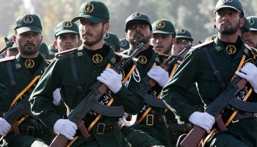 iranian-revolutionary-guards
