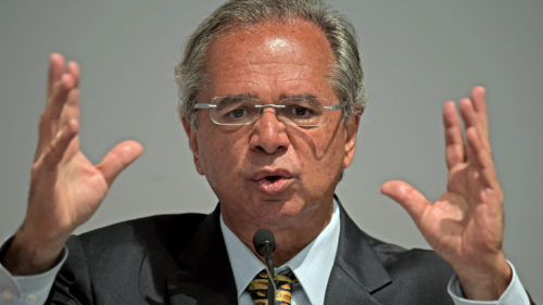 BRAZIL-CABINET-ECONOMY-GUEDES