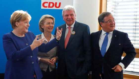 Reactions after Bavaria state election in Berlin