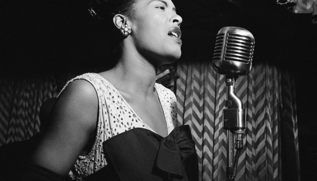 billie holiday 1947