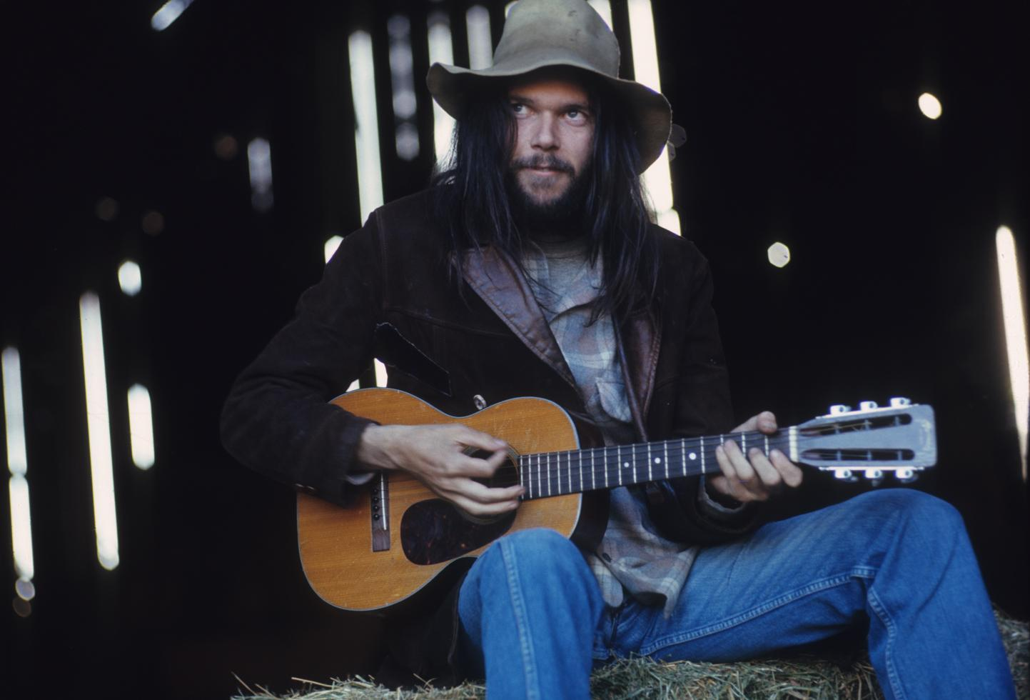 neil young - henry diltz