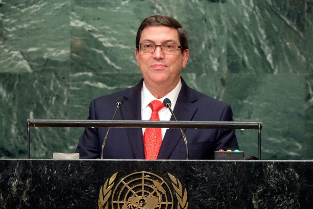 Cuba H.E. Mr. Bruno Eduardo Rodríguez Parrilla Minister for Foreign Affairs   General Assembly Seventy-first session 10th plenary meeting General Debate